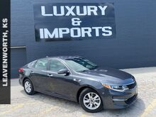 2017_Kia_Optima_LX_ Leavenworth KS