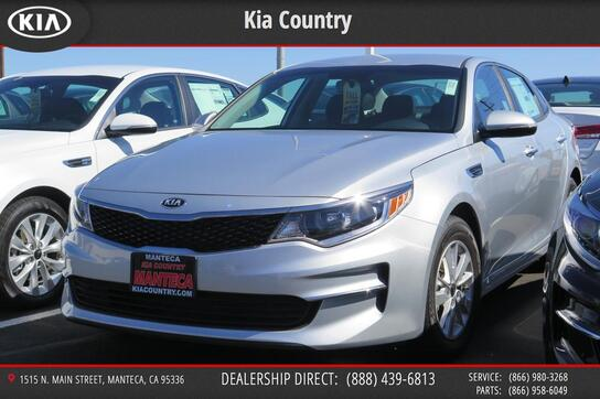 2017_Kia_Optima_LX_ Manteca CA