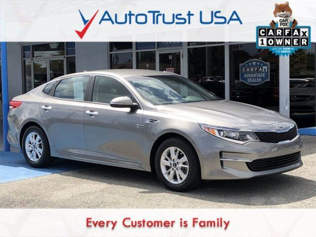 2017 Kia Optima LX Miami FL