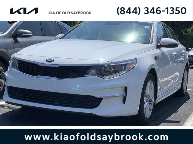 2017 Kia Optima LX Old Saybrook CT