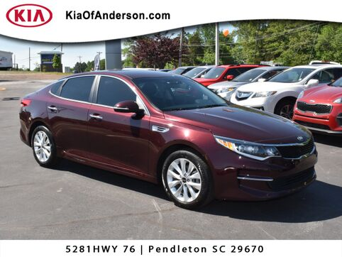2017_Kia_Optima_LX_ Greenville SC