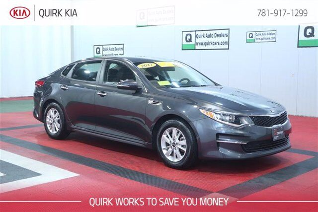 2017 Kia Optima LX Braintree MA