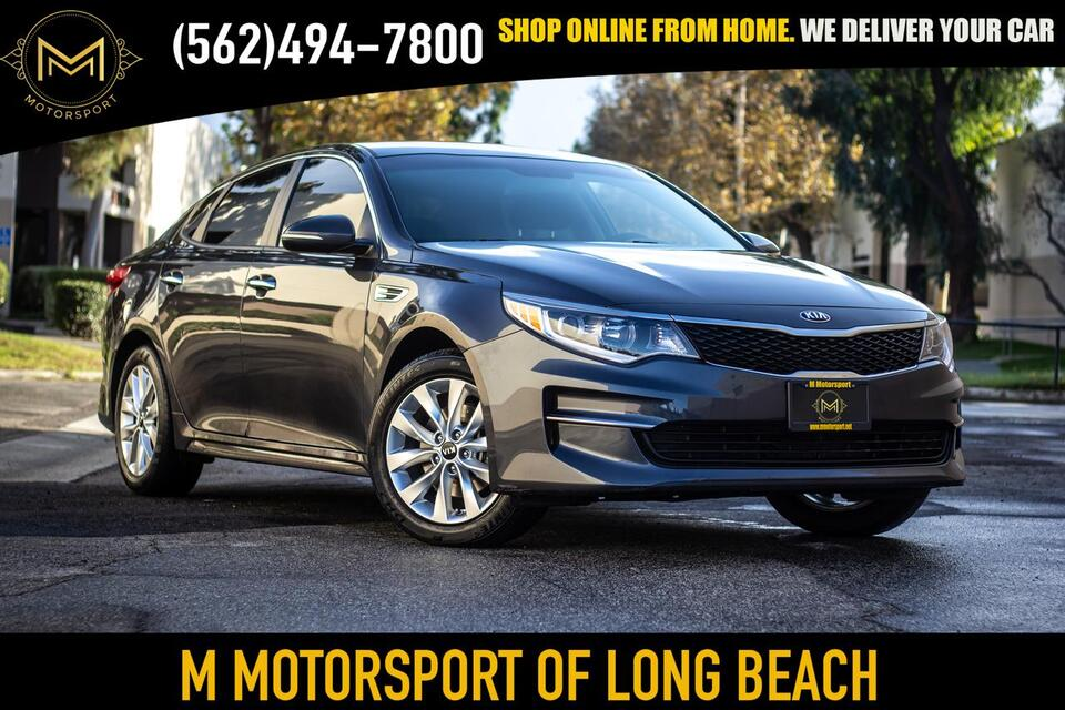 2017_Kia_Optima_LX Sedan 4D_ Long Beach CA