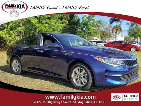 2017_Kia_Optima_LX_ St. Augustine FL
