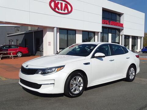2017_Kia_Optima_LX_ Swansea MA