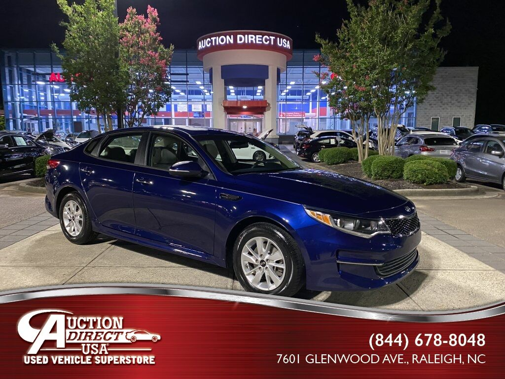 2017 Kia Optima LX Raleigh NC