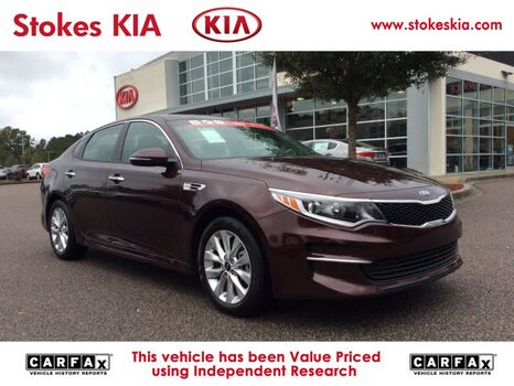 2017_Kia_Optima_LX_ Aiken SC