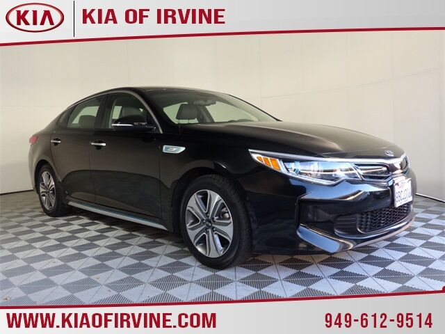 2017 Kia Optima Plug-In Hybrid EX Irvine CA