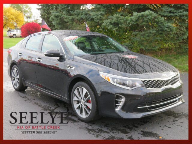 2017 Kia Optima SX Battle Creek MI
