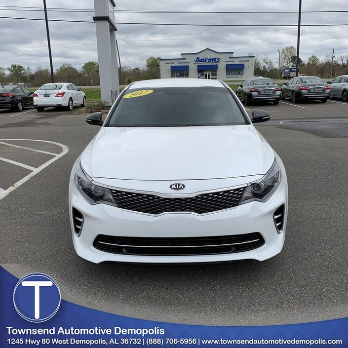 2017 Kia Optima SX Demopolis AL