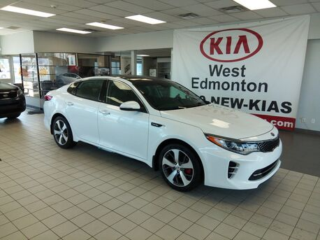 2017_Kia_Optima_SX FWD 2.0L Turbo_ Edmonton AB