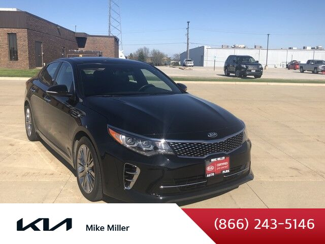 2017 Kia Optima SX Limited Peoria IL