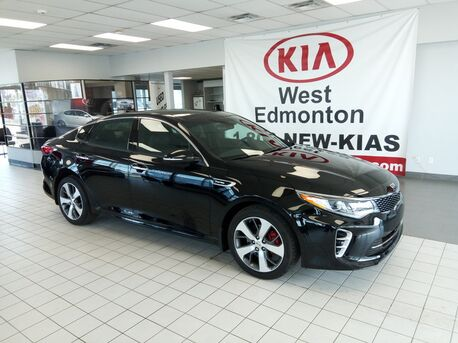 2017_Kia_Optima_SXL FWD 2.0L Turbo_ Edmonton AB