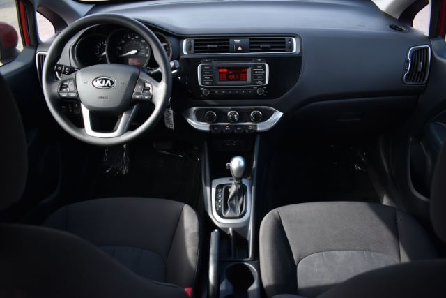 2017 Kia Rio LX 6A Houston TX