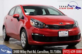 2017_Kia_Rio_LX AUTOMATIC BLUETOOTH STEERING WHEEL AUDIO CONTROLS AUX/USB INPUT_ Carrollton TX