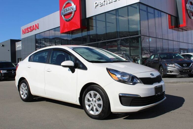 2017 Kia Rio LX+, FWD, w/ Heated Seats, Low Km's, No Accidents Kelowna BC
