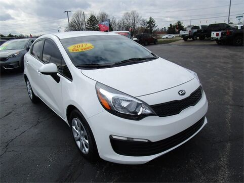 2017_Kia_Rio_LX Manual_ Evansville IN