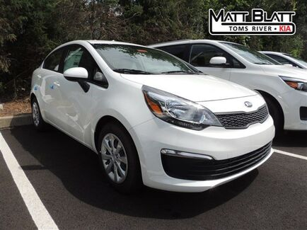 2017_Kia_Rio_LX_ Egg Harbor Township NJ