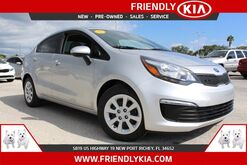 2017_Kia_Rio_LX_ New Port Richey FL