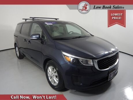 2017_Kia_SEDONA_LX_ Salt Lake City UT