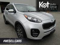 Kia SPORTAGE EX! 1 OWNER! NO ACCIDENTS! LOW KMS! BACK UP CAM! BLUETOOTH! HEATED SEATS! MINT CONDITION! 2017