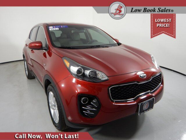 2017 Kia SPORTAGE LX Salt Lake City UT