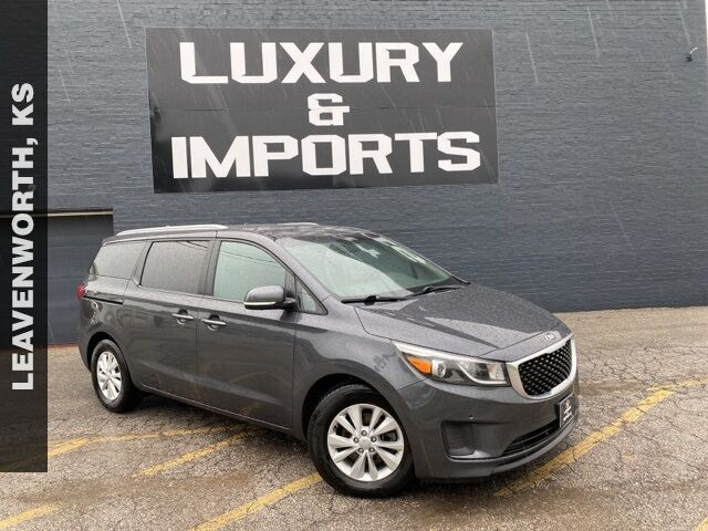 2017 Kia Sedona LX Leavenworth KS
