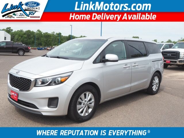 2017 Kia Sedona LX Rice Lake WI