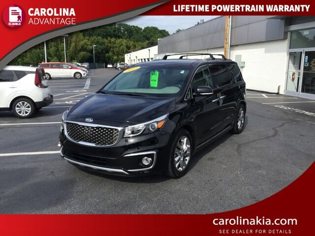 2017 Kia Sedona SX-L High Point NC