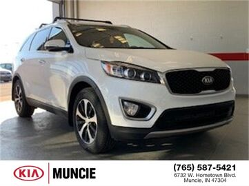 2017_Kia_Sorento_EX_ Richmond KY