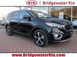 2017 Kia Sorento EX V6 AWD, Rear-View Camera, Touch-Screen Audio, UVO Infotainment, Smartphone Navigation, Android Auto, AppleCar Play, Heated Leather Seats, 3RD Row Seats, 18-Inch Alloy Wheels,