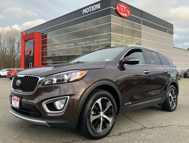 2017 Kia Sorento EX V6 Hackettstown NJ