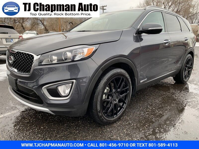 2017 Kia Sorento EX V6 Salt Lake City UT
