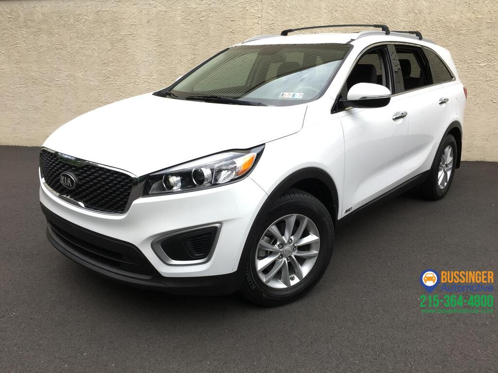 2017 Kia Sorento LX - All Wheel Drive Feasterville PA