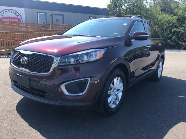 2017 Kia Sorento LX V6 High Point NC
