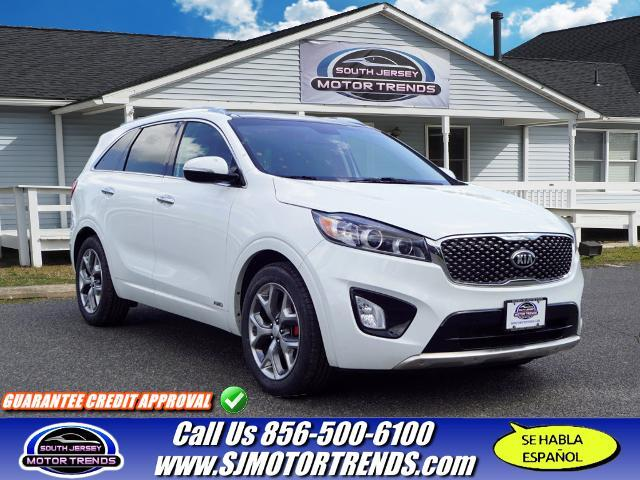 2017 Kia Sorento SX AWD Vineland NJ