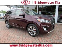 2017_Kia_Sorento_SX V6 AWD, Advanced Technology Package, Navigation, Rear-View Camera, Smart Cruise Control, Blind Spot Monitor, Infinity Surround Sound, Ventilated Leather Seats, Panorama Sunroof, 19-Inch Alloy Wheels,_ Bridgewater NJ