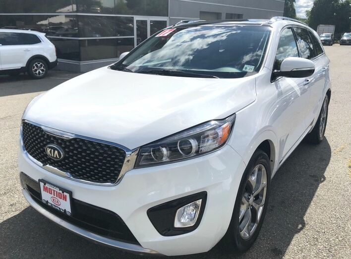 2017 Kia Sorento SX V6 Hackettstown NJ