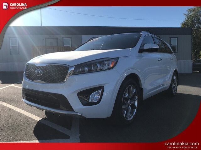 2017 Kia Sorento SX V6 High Point NC