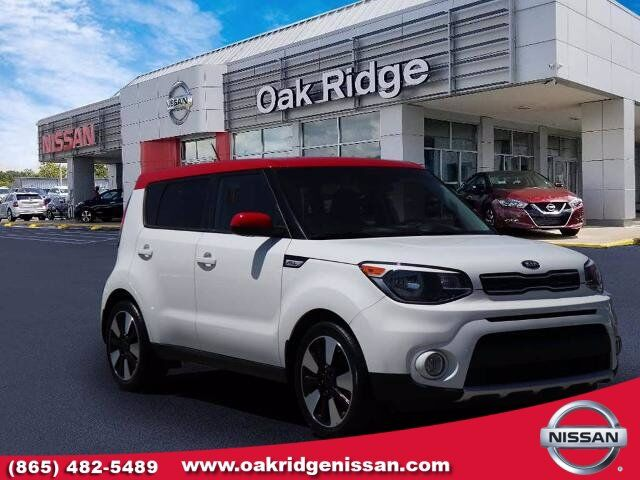 2017 Kia Soul + Oak Ridge TN