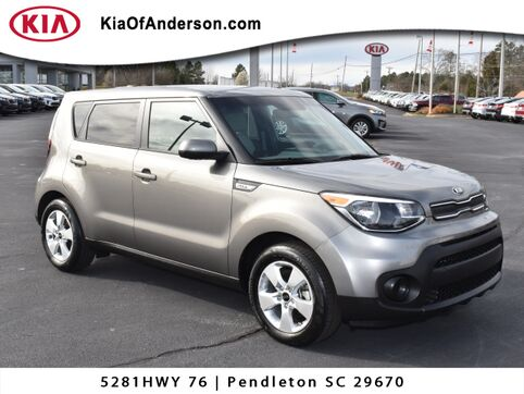 2017_Kia_Soul__ Greenville SC