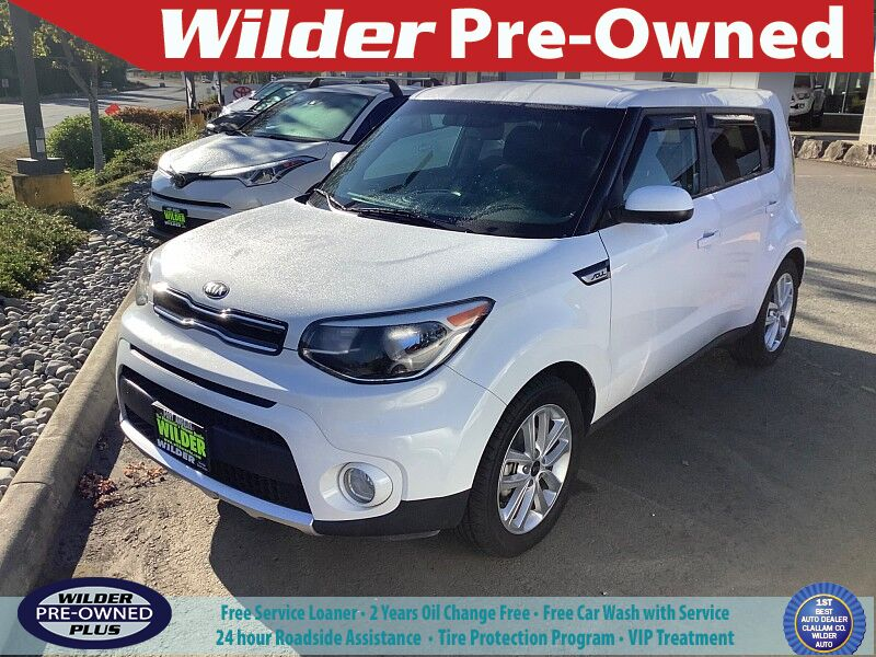 2017 Kia Soul + Port Angeles WA