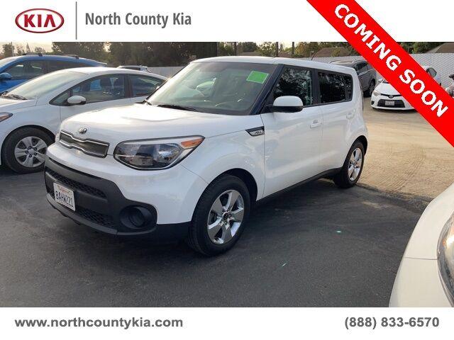 2017 Kia Soul  San Diego County CA
