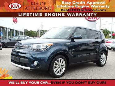 2017_Kia_Soul_+_ South Attleboro MA