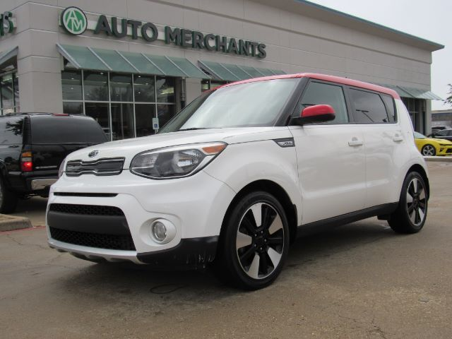 2017 Kia Soul +Back-Up Camera, Bluetooth Connection, Climate Control, Fog Lamps, Privacy Glass, Satellite Radio Plano TX