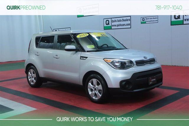 2017 Kia Soul Base Braintree MA