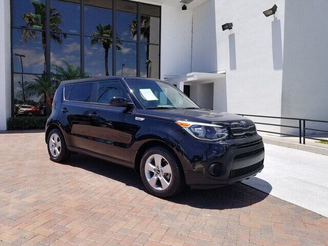 2017 Kia Soul Base Fort Pierce FL