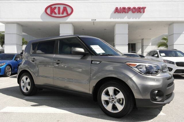 2017 Kia Soul Base Naples FL