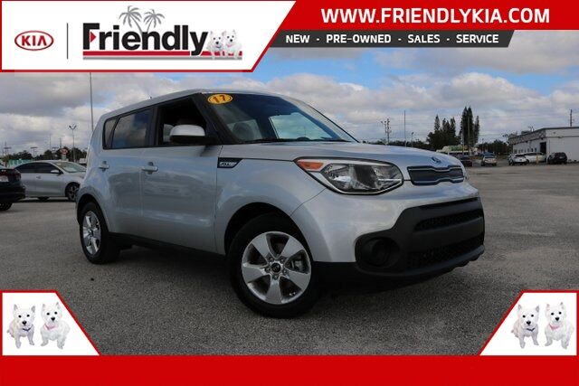 2017 Kia Soul Base New Port Richey FL