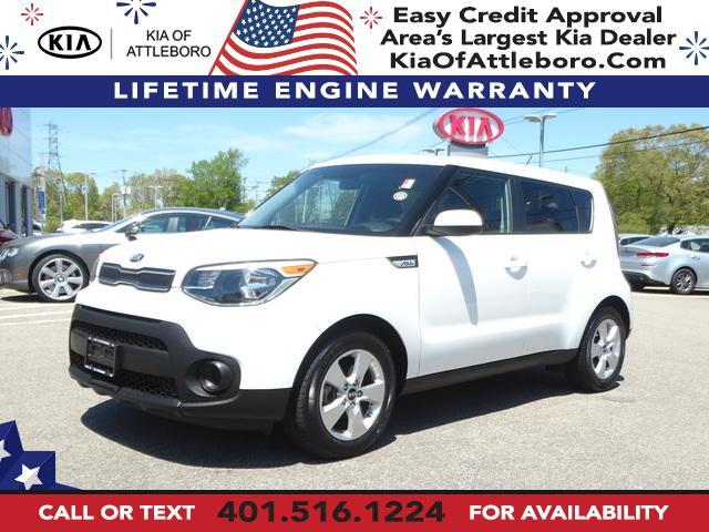 2017 Kia Soul Base South Attleboro MA